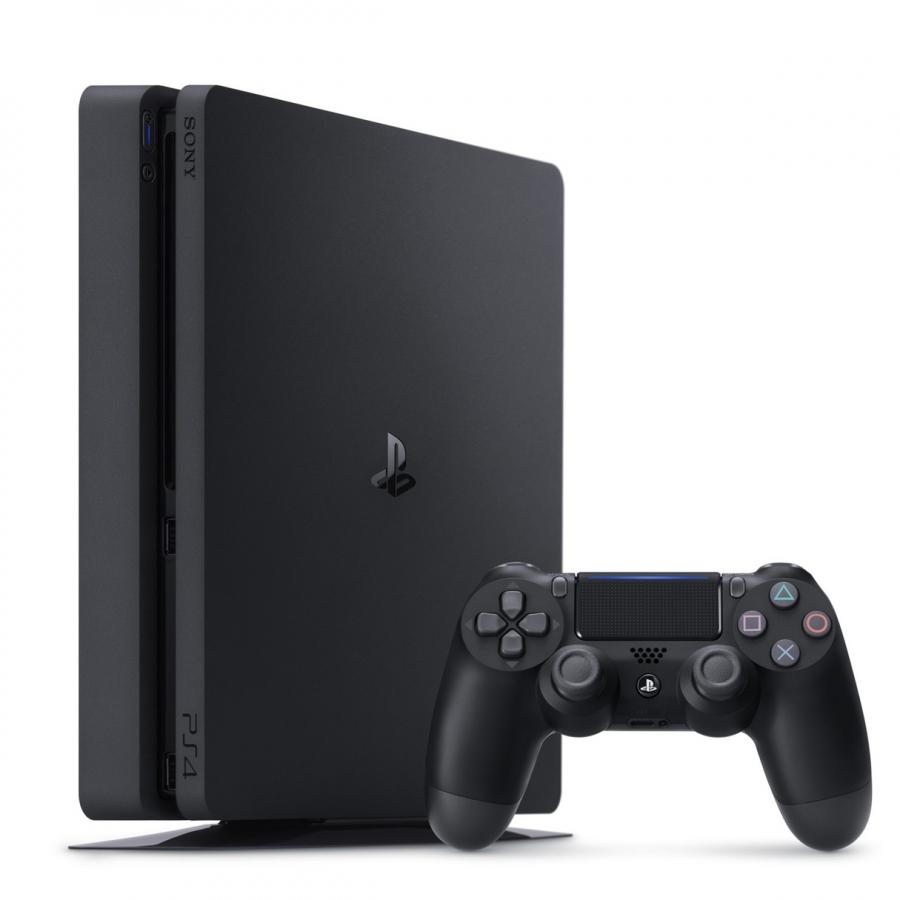 Máy Chơi Game PlayStation Sony PS4 Slim 500GB  - Hàng Chính Hãng