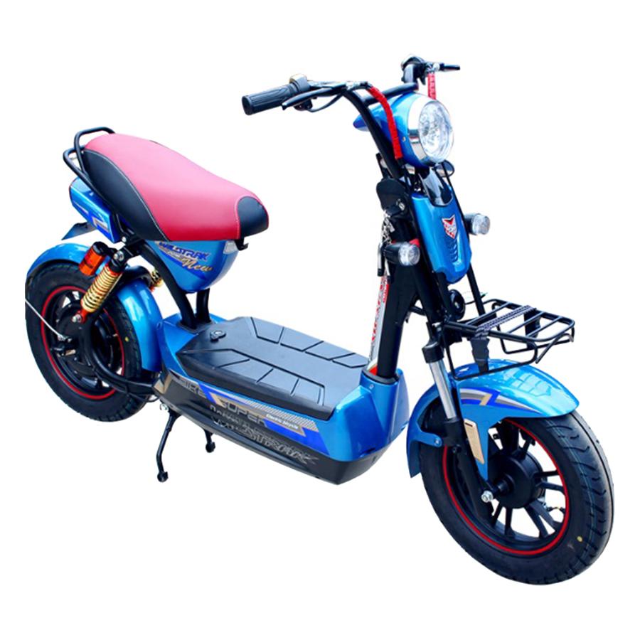 Mua Xe Đạp Điện HB Bikes 133S Plus BYVIN 2018 - Tặng Mũ Bảo Hiểm + Móc Treo Đồ + Voucher + Biển Số Cùng Đăng Kí Xe + Quạt...