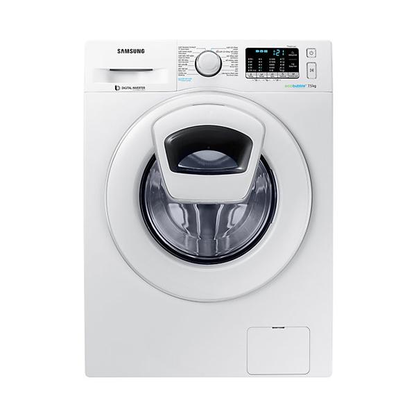 Máy Giặt Cửa Trước Inverter Samsung WW75K52E0WW/SV (7.5kg)