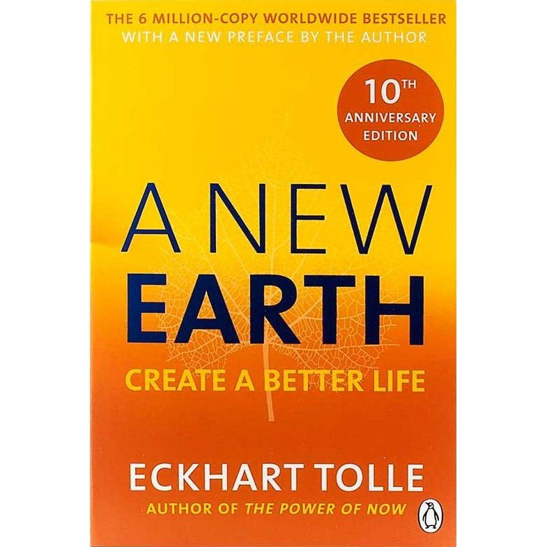 A New Earth: The LIFE-CHANGING follow up to The Power of Now. 'An otherworldly genius' Chris Evans' BBC Radio 2 Breakfast Show: Create a Better...