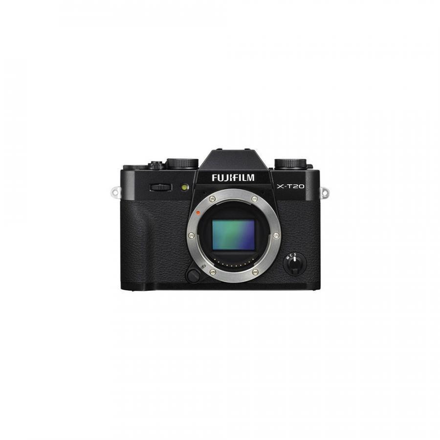 Máy Ảnh Fujifilm X-T20 Kit XC15-45mm f3.5-5.6 OIS (Đen) + Thẻ Nhớ Sandisk 16GB Tốc Độ 48MB/s + Túi Đựng Máy Ảnh Fujifilm