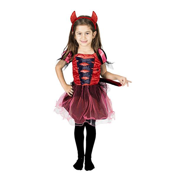 Bộ Đồ Hóa Trang Nữ Hoàng Xấu Xa Halloween Uncle Bills UH00773 - Đỏ