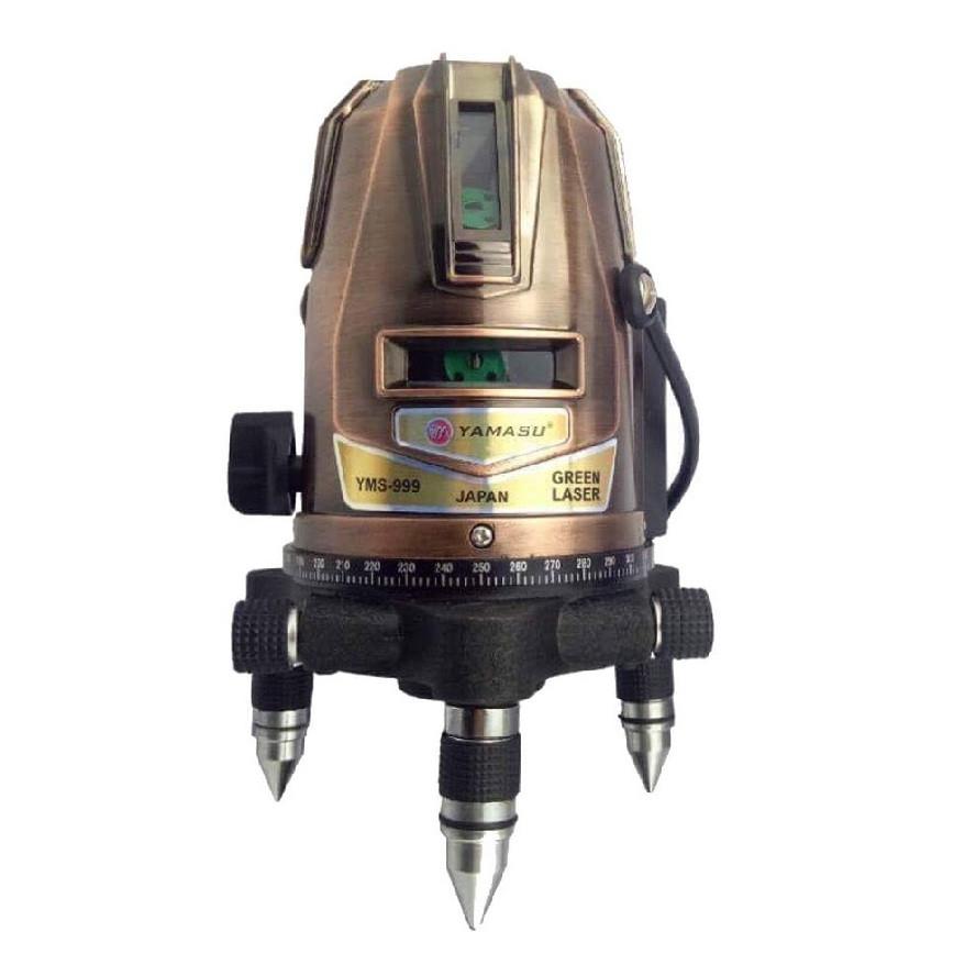 Máy cân bằng laser Yamasu 5 tia xanh bóng bán dẫn cao cấp (YMS-999)