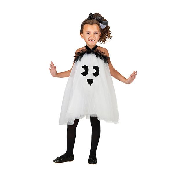 Bộ Đồ Hóa Trang Ma Halloween Uncle Bills UH00779 - Trắng