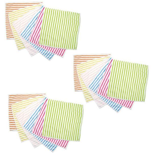 Combo 3 set 6 khăn lau đa năng nội địa Nhật Bản