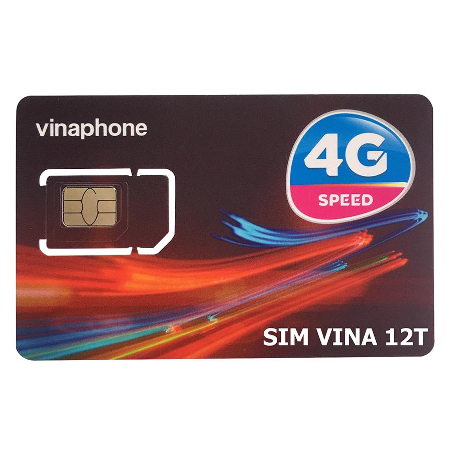 Sim 4G Vinaphone Trọn Gói 12 Tháng (5gb/Tháng)