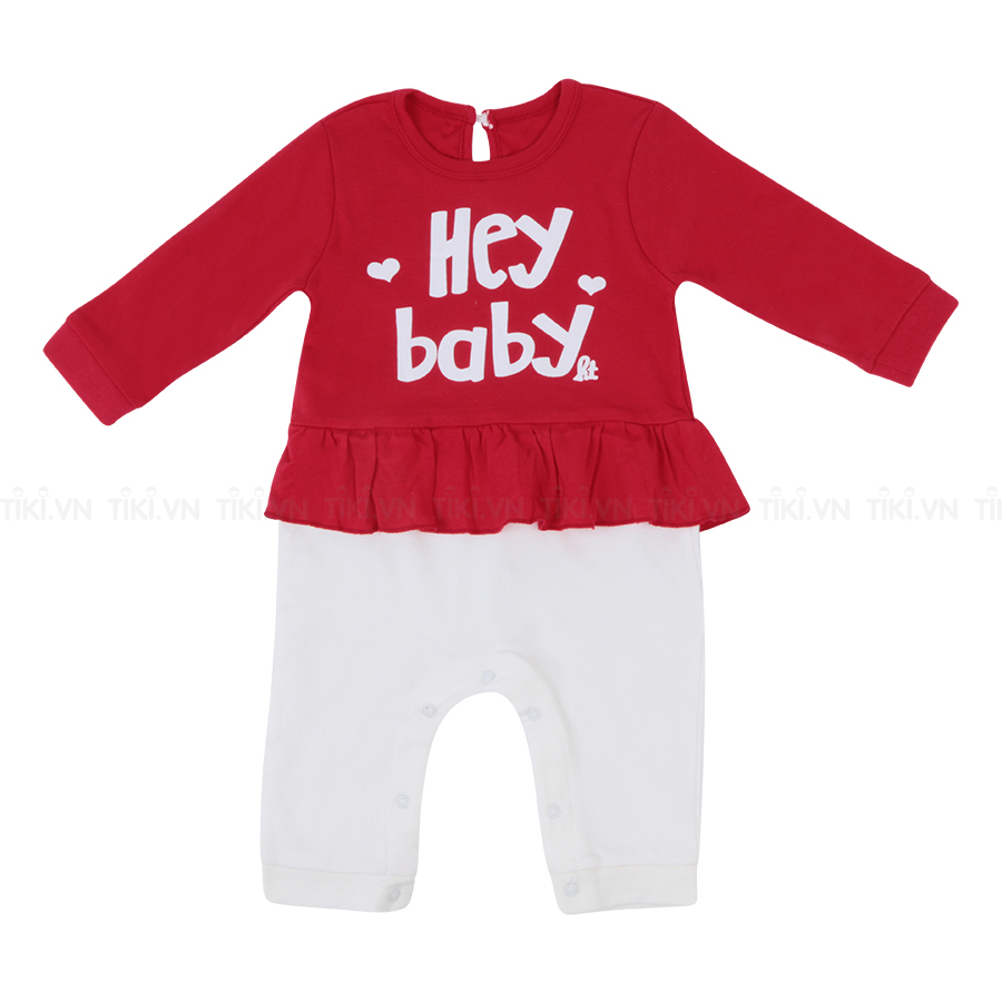 Bộ Body Hey Baby DH-TBD22-D (Size 4)