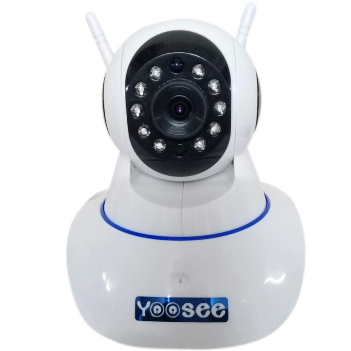 Camera IP Yoosee 2 Ăng-ten 10 đèn hồng ngoại