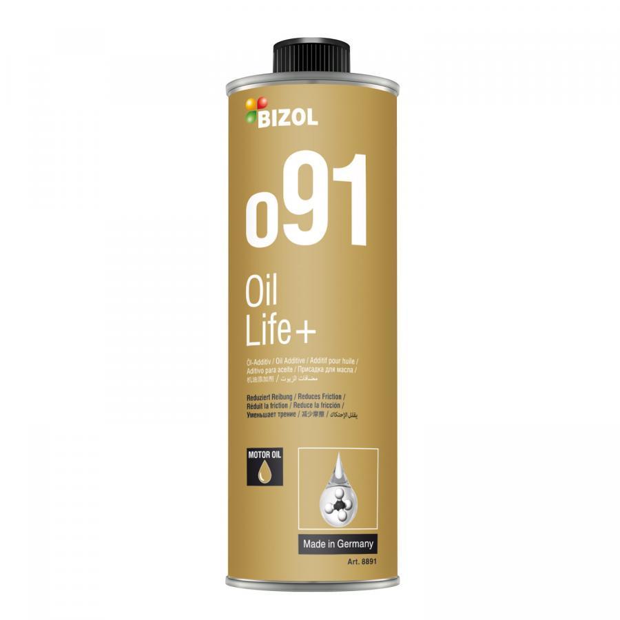 Phụ gia ổn định độ nhớt dầu động cơ Bizol