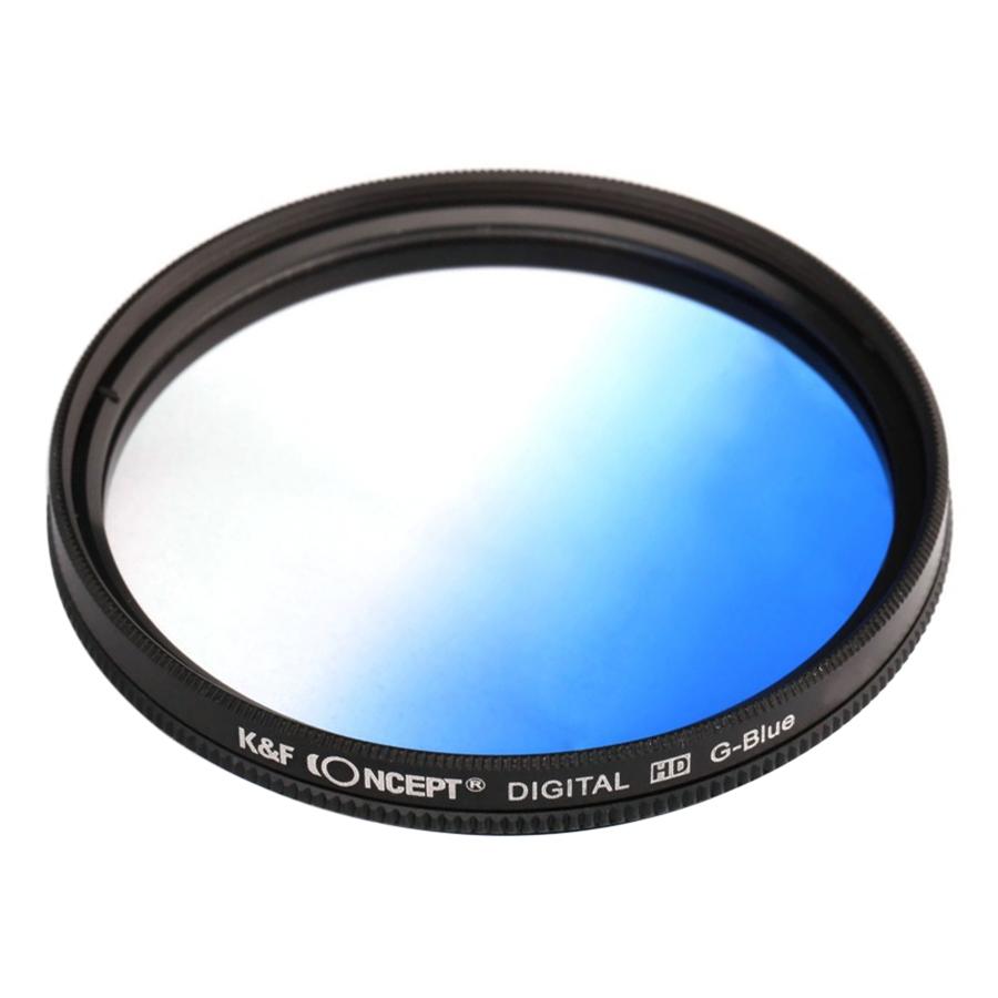 Kính Lọc Concept Filter GND Blue - Japan Optical Glass KF - Hàng Nhập Khẩu