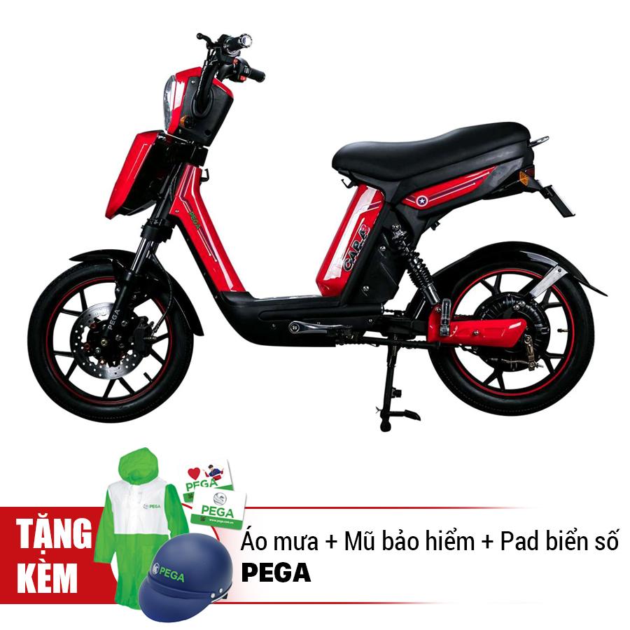 Xe Đạp Điện Pega Bike Cap A3