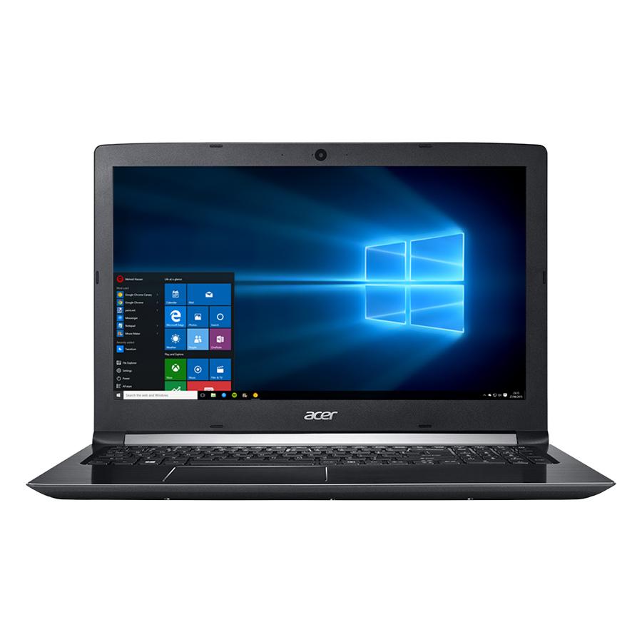 Laptop Acer Aspire A515-51-39L4 NX.GP4SV.016 Core i3-7130U/Free Dos (15.6 inch) - Black - Hàng Chính Hãng