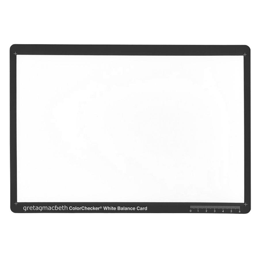 Thiết Bị Cân Bằng Màu X-Rite Colorchecker M50101 WhiteBalance - Hàng Chính Hãng