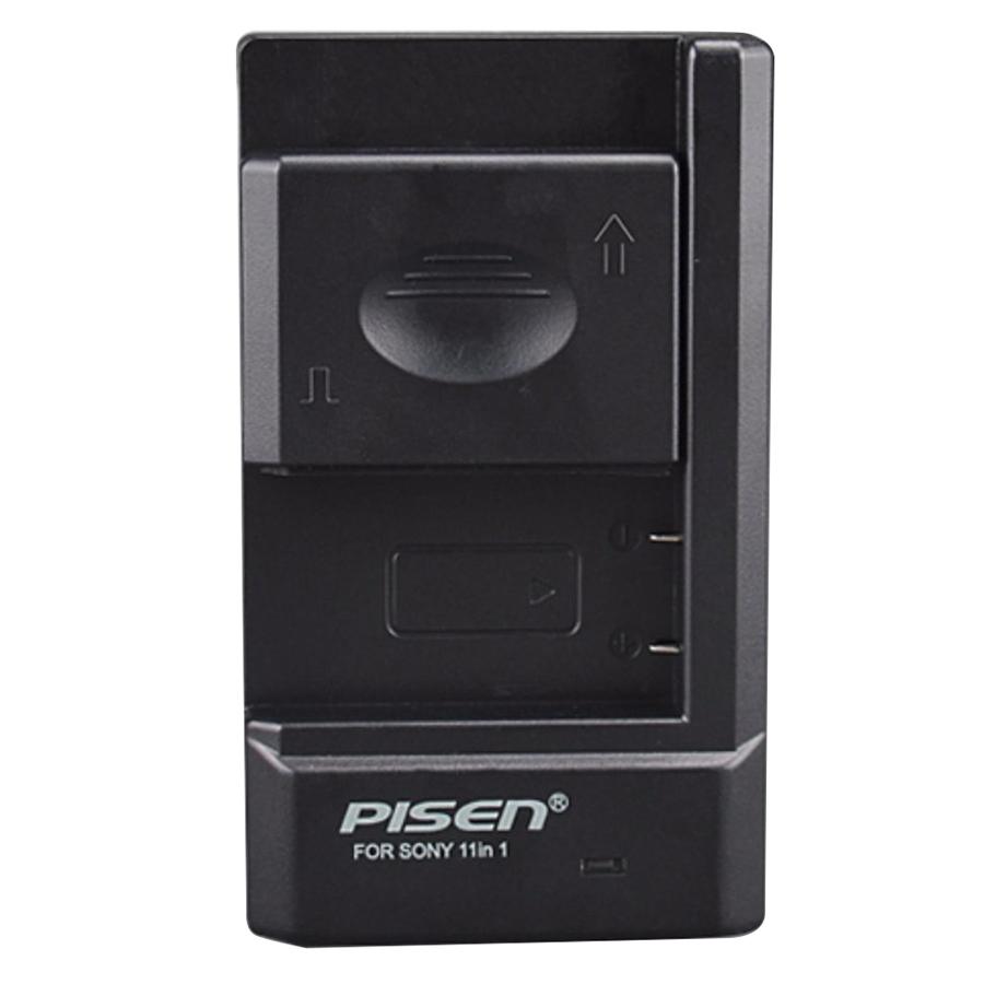 Bộ Sạc Pin Máy Ảnh Pisen Sony NP-FG1/BG1