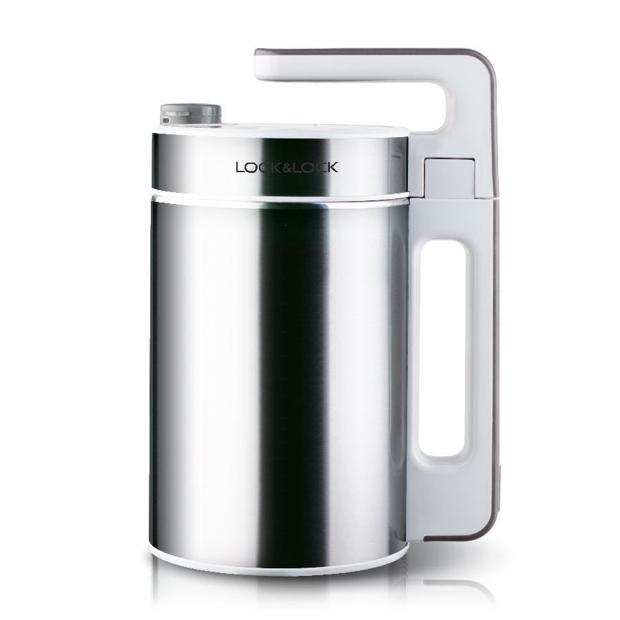 Máy Làm Sữa Đậu Nành LockLock EDJJ-500 (1.5L) - Bạc