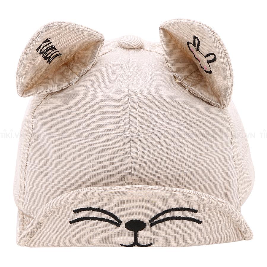 Mũ Hè Mẫu Unisex Con Mèo Mẫu Số 10