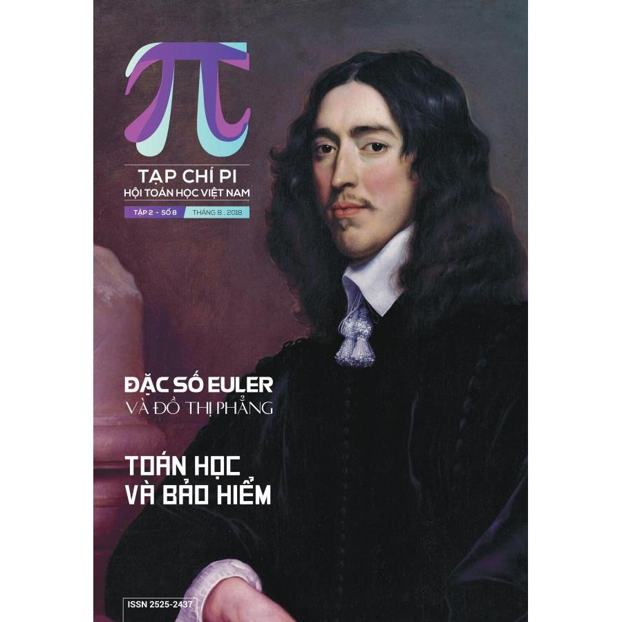Tạp chí Pi số 8 - Tập 2 (8/2018)
