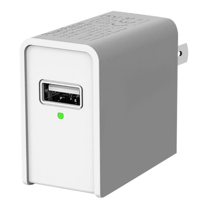 Cục Sạc Powerfalcon 12W (5V/2.4A) Travel USB Wall Charger
