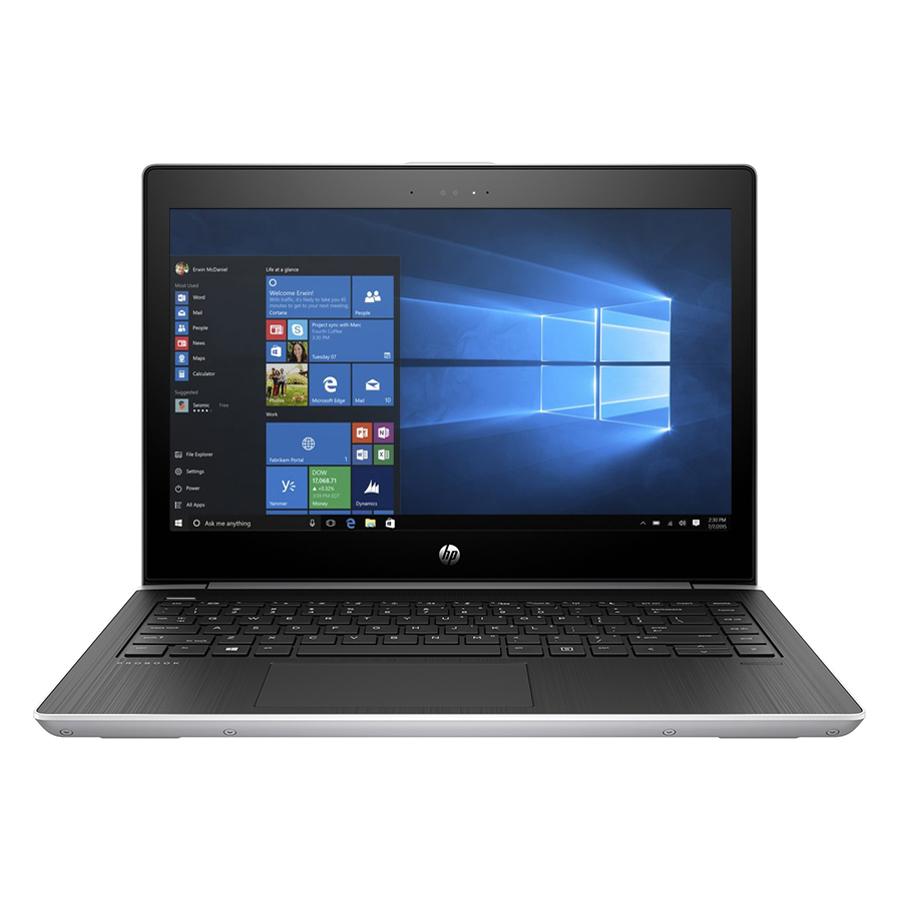 Laptop HP Probook 440 G5 2XR72PA Core i3-7100U/Win 10 (14 inch) - Silver - Hàng Chính Hãng