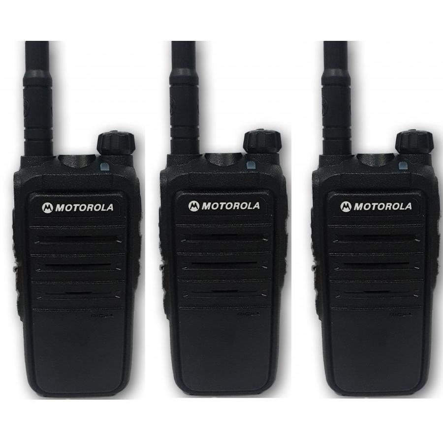 Bộ 3 Bộ đàm Motorola CP318