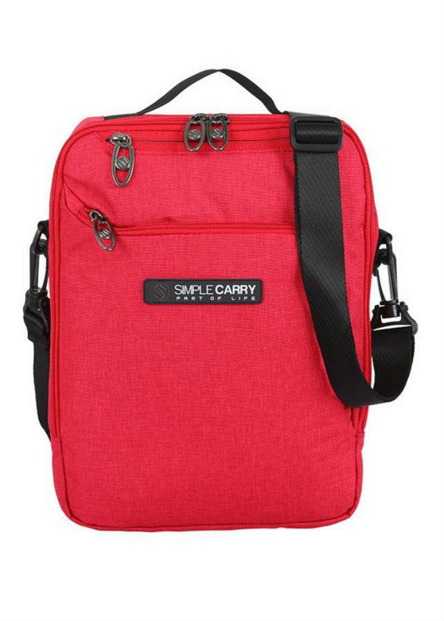 Túi Đeo Simplecarry LC IPAD 4 (30.5 x 22.5cm) - Red
