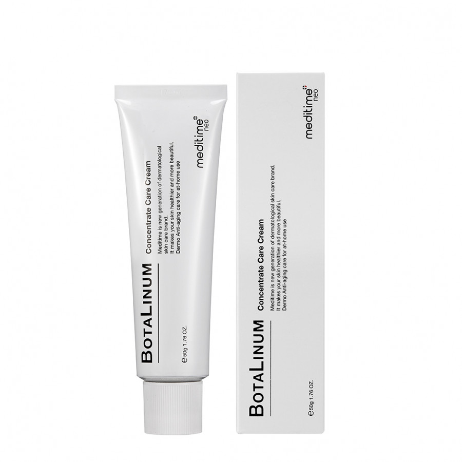 Kem tái tạo và làm trắng da Meditime Neo Botalinum Concentrate Care Cream