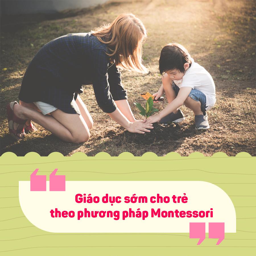 Bộ 4 Khóa Học Giáo Dục Sớm Cho Trẻ Theo Phương Pháp Montessori KYNA KID05