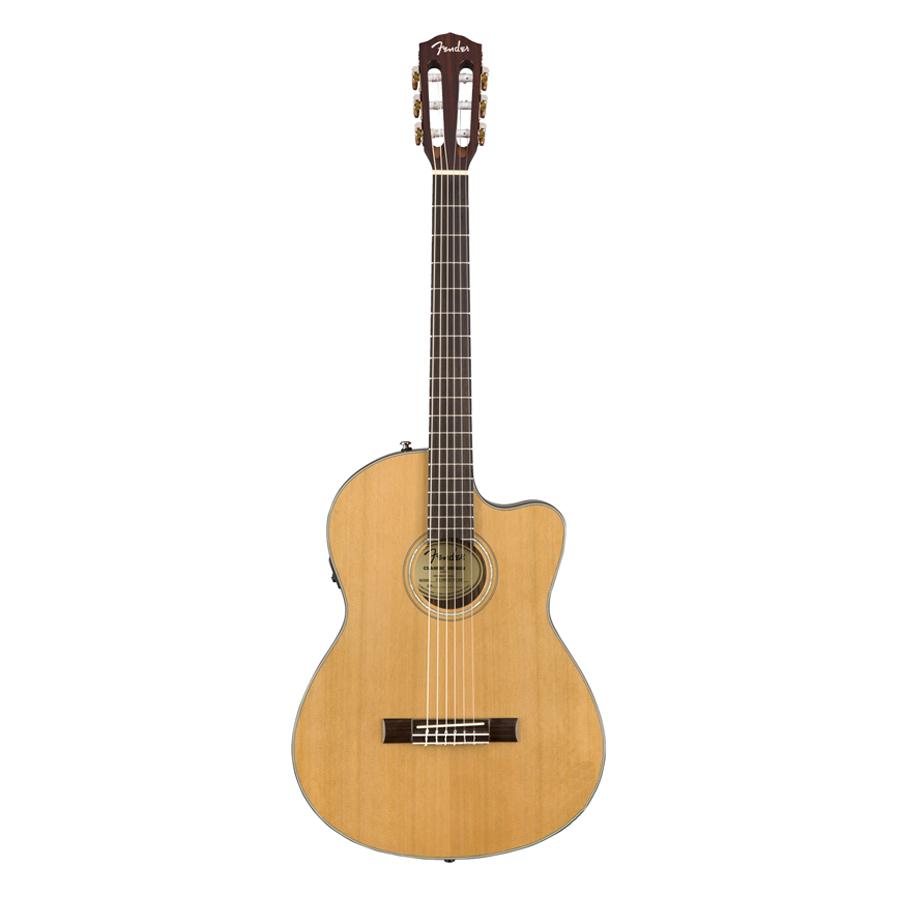 Đàn Guitar Acoustic Fender CN-140Sce Nat Wc