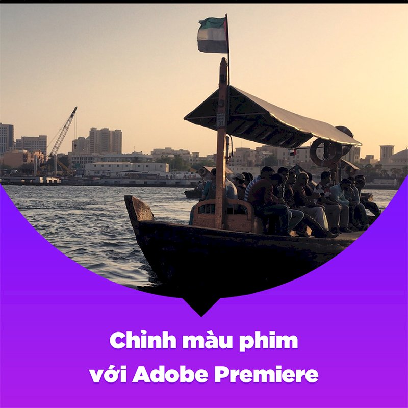 KYNA - Khóa Học Chỉnh Màu Phim Với Adobe Premiere