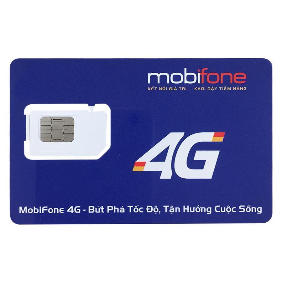 Sim 4G Mobifone C90 - Sim 10 Số (Khuyến Mãi 60GB / Tháng Trong 12 Tháng)