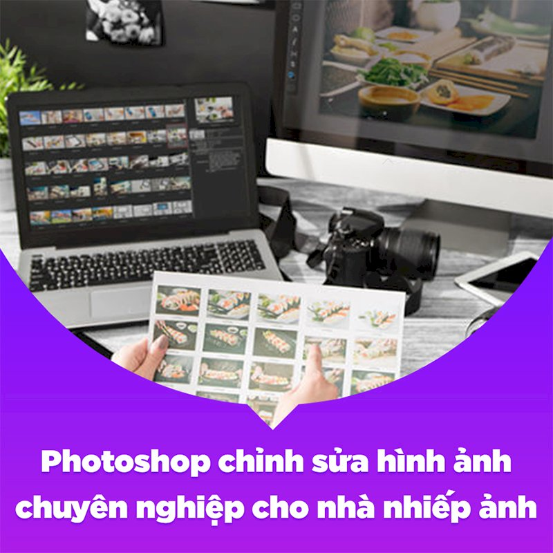KYNA - Khóa Học Photoshop Chỉnh Sửa Hình Ảnh Chuyên Nghiệp Cho Nhà Nhiếp Ảnh