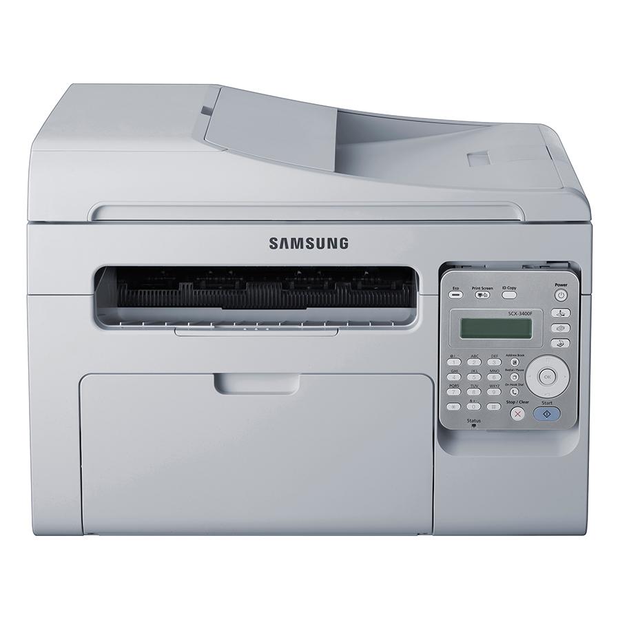 Máy In Laser Đa Năng Samsung SCX-3401F Print/Scan/Photo USB/LAN - Hàng Chính Hãng