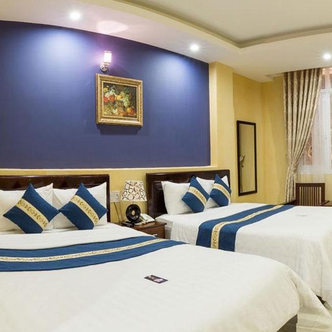 Khách sạn VICTORY ĐÀ LẠT tiêu chuẩn 2 sao tại ĐÀ LẠT