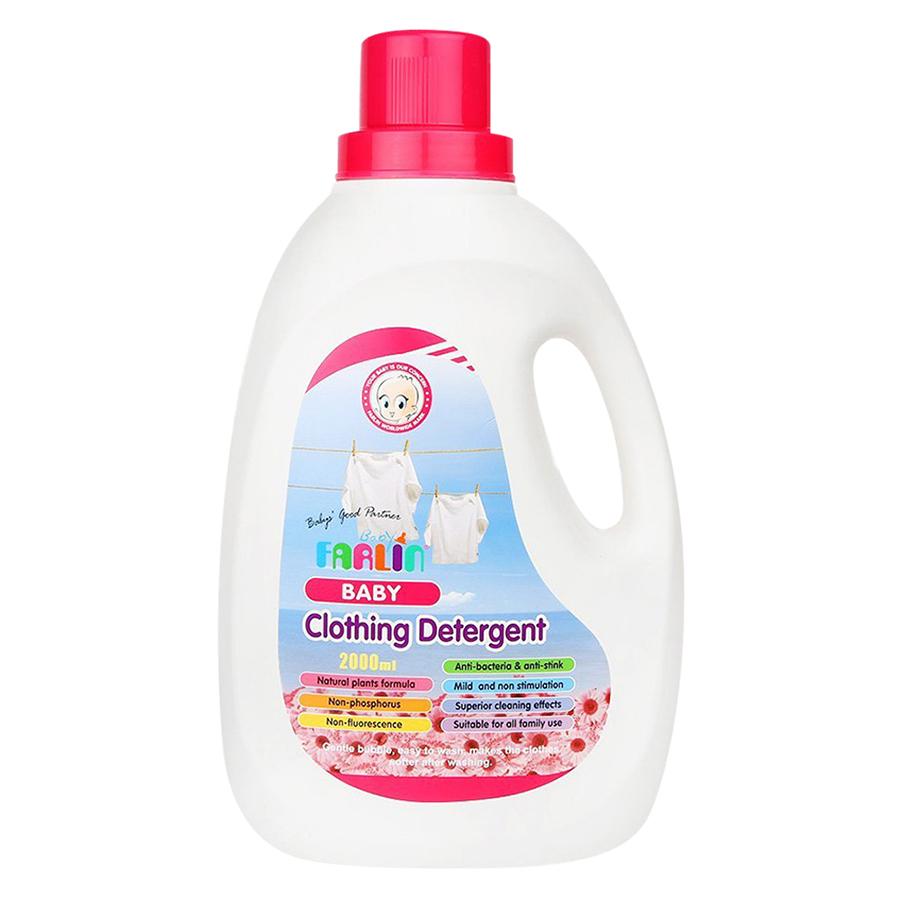 Nước Giặt-Xả Vải Farlin (2l) - BF.300.2
