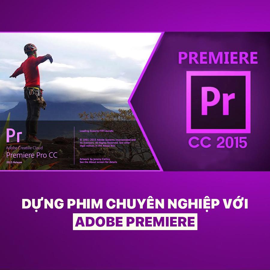 Bộ 2 Khóa Học Dựng Phim Chuyên Nghiệp Với Adobe Premiere KYNA TK02