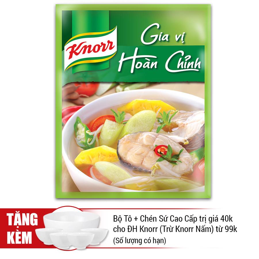 Knorr Gia Vị Hoàn Chỉnh Canh Chua (30g) - 21006088