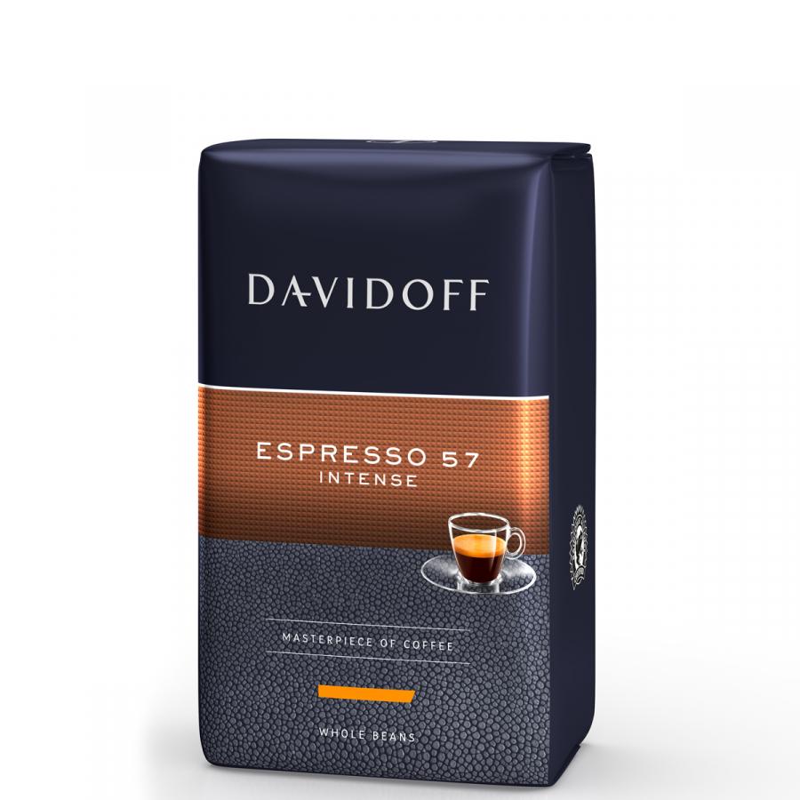 Cà phê nguyên hạt hạng sang Davidoff Café - Espresso 57