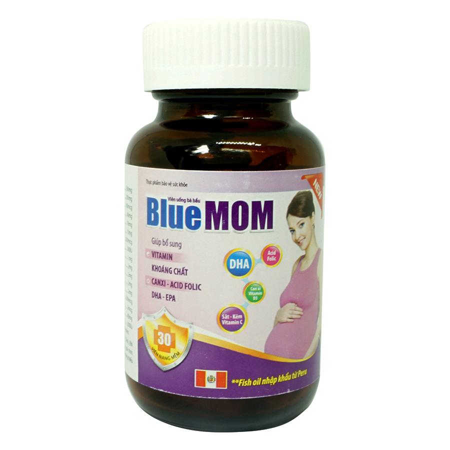 Viên Uống Bà Bầu Blue Pharma (30 Viên)
