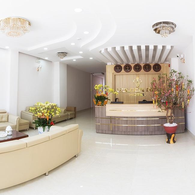 Golden Bee Hotel tiêu chuẩn 2* tại Thành phố ngàn hoa Đà Lạt