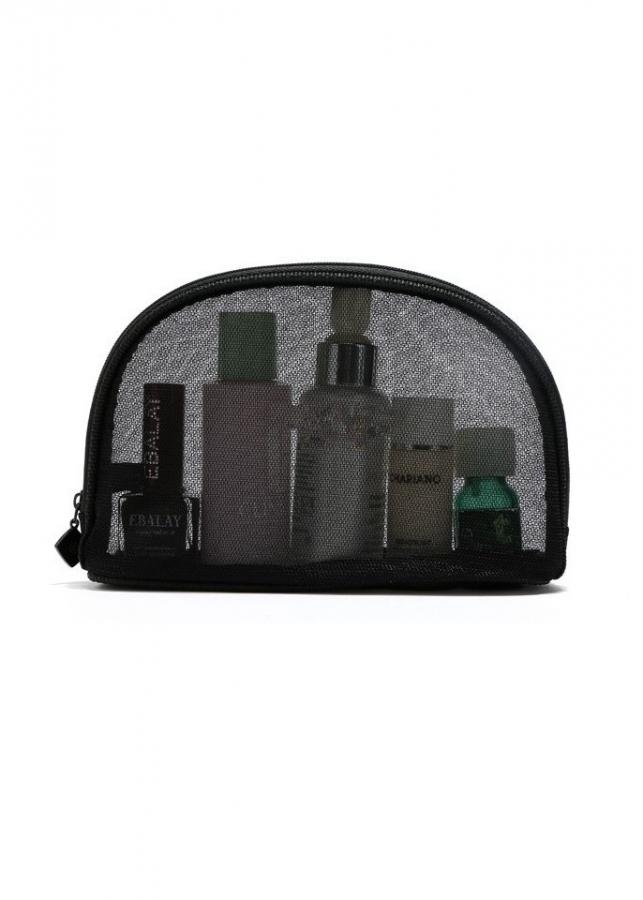 Túi đựng đồ trang điểm nữ hình vỏ sò Thành Nam