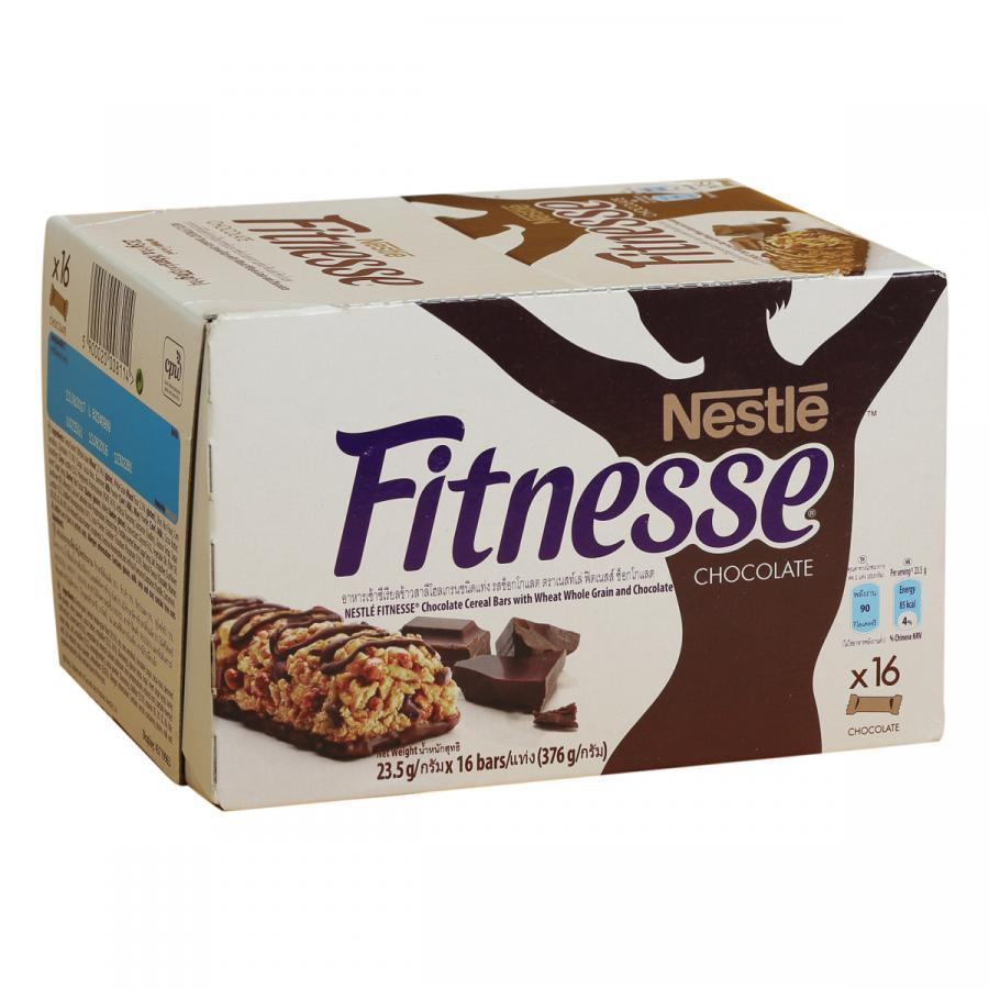Ngũ Cốc Nestle Fitnesse Socola Hộp 376g