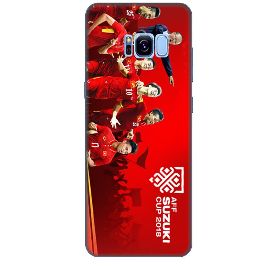 Ốp Lưng Dành Cho Samsung Galaxy S8 AFF Cup Đội Tuyển Việt Nam Mẫu 1