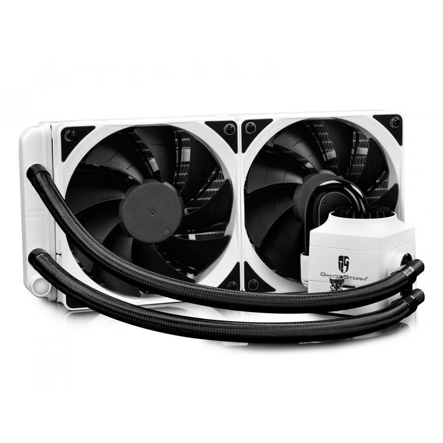 Tản nhiệt CPU Deepcool Captain 240 EX RGB Version - Hàng Chính Hãng