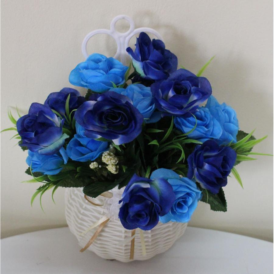 Giỏ hoa trang trí đẹp GHS 6207