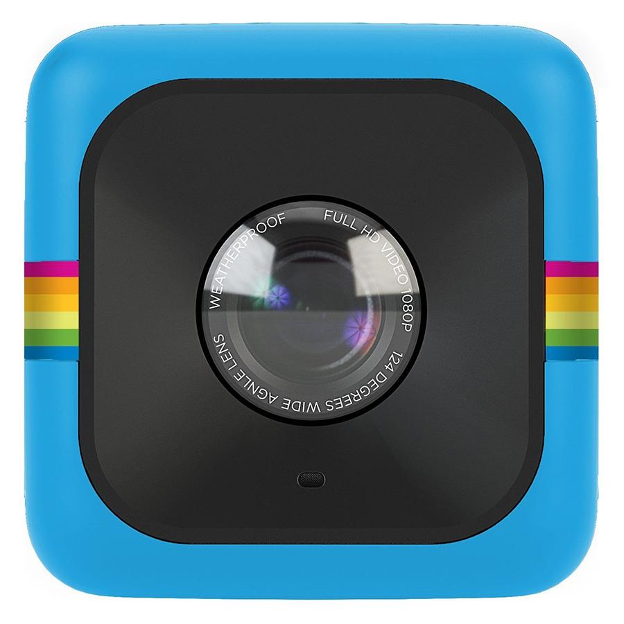 Camera Hành Động Polaroid Cube (Xanh) - Hàng Nhập Khẩu