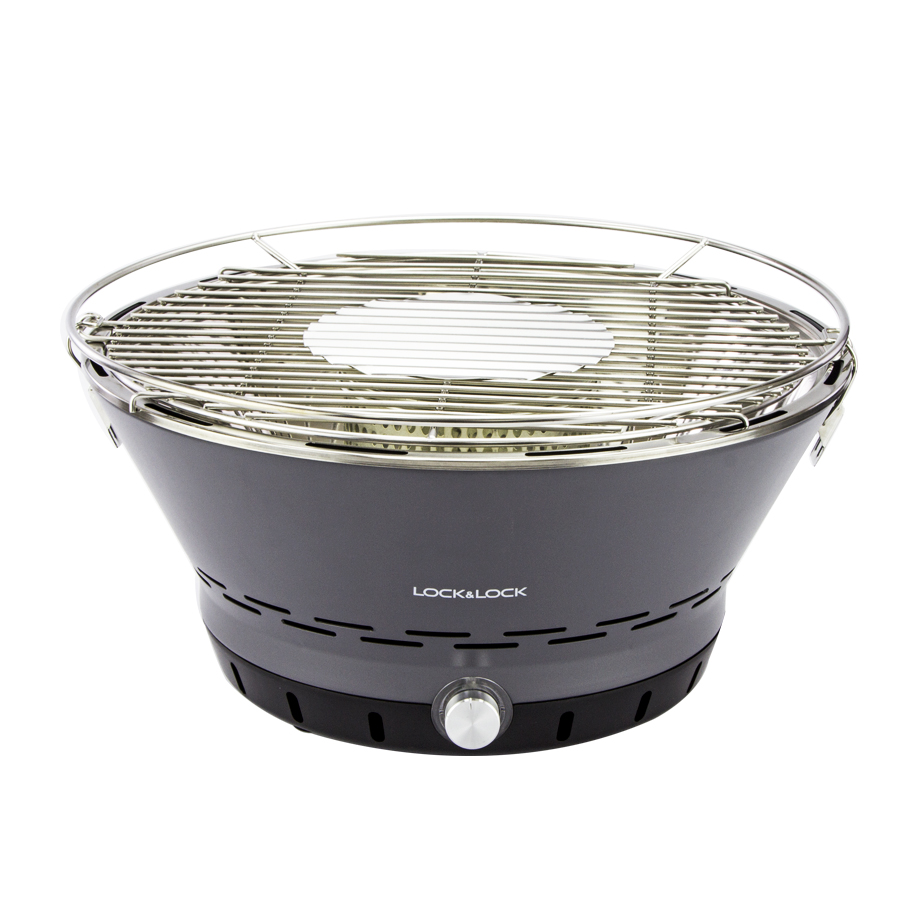 Bếp Nướng Than Portable Outdoor Grill LockLock EJG441