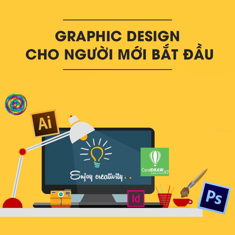 Bộ 3 Khóa Học Graphic Design Cho Người Mới Bắt Đầu KYNA TK01