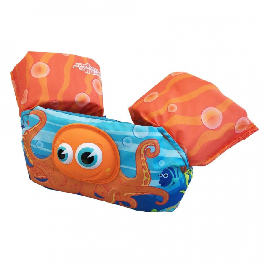 Phao đeo tay Coleman - 2000021241 (1367548) - Puddle Jumper Deluxe 3D - Octopus