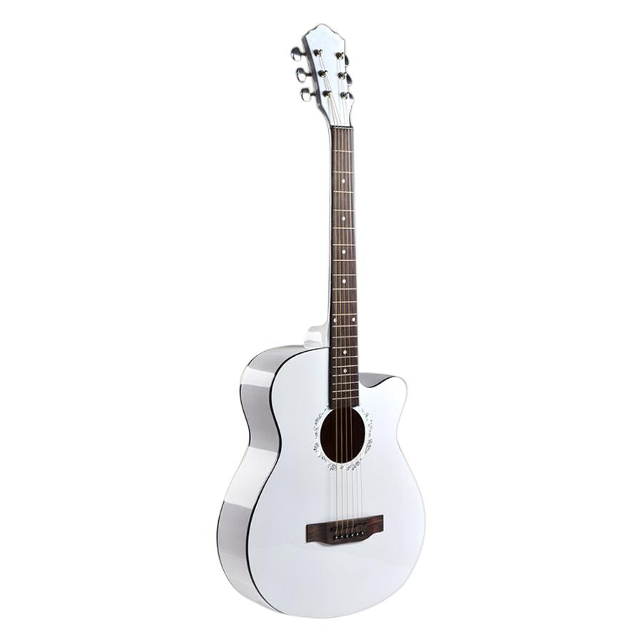 Đàn Guitar Acoustic Vines VA3910WH