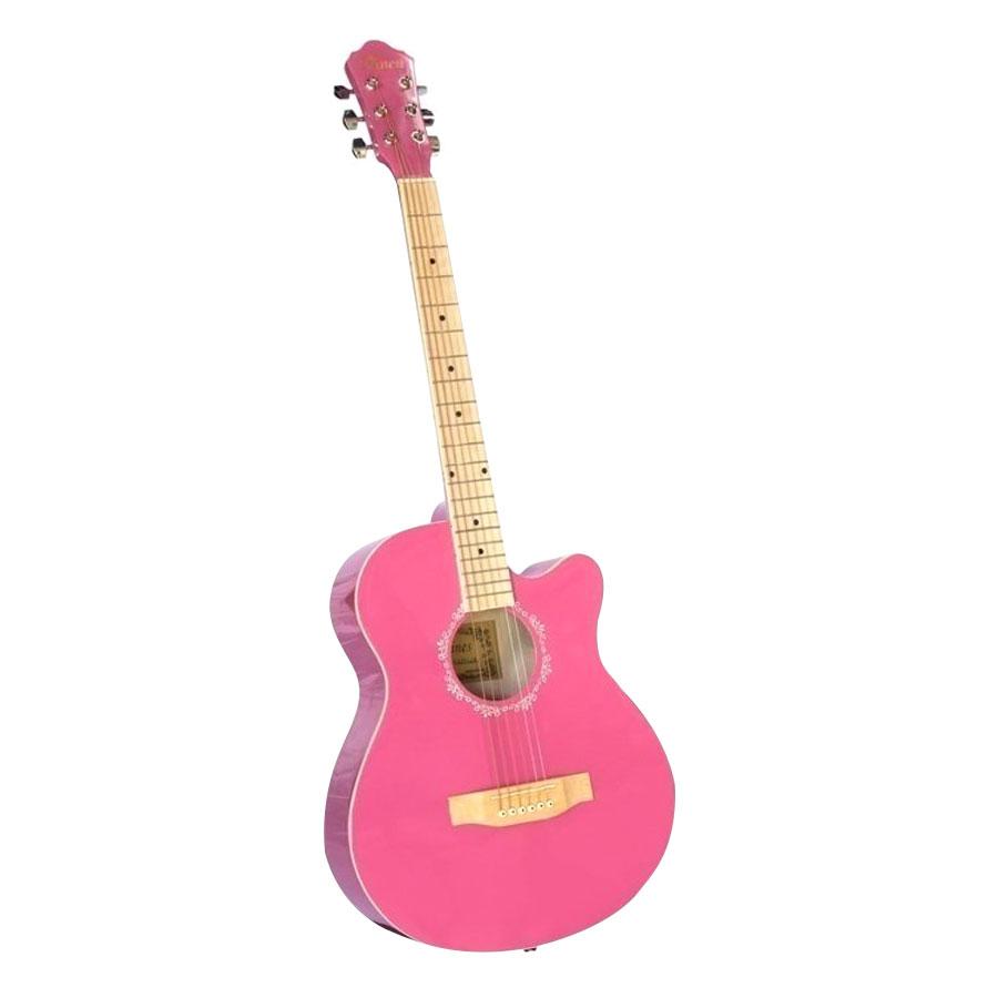 Đàn Guitar Acoustic Vines VA3912PI